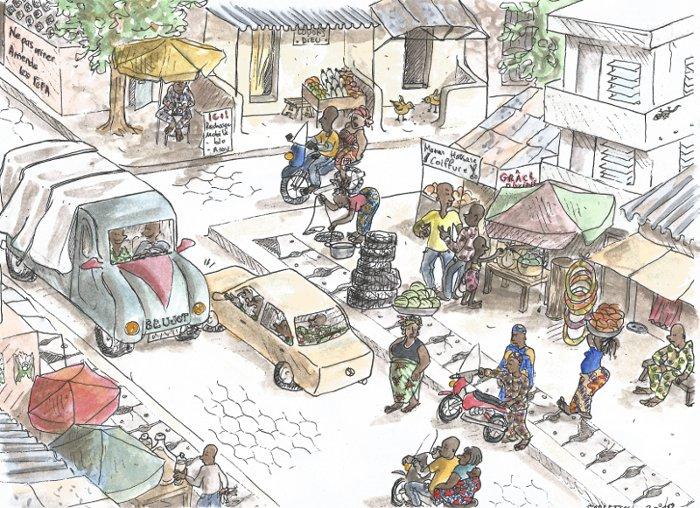 A Cotonou
