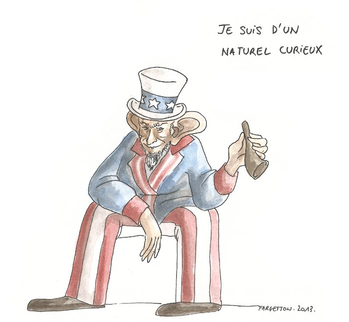 NSA - Les écoutes américaines