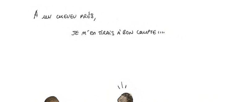 Article : Liane échevelée!
