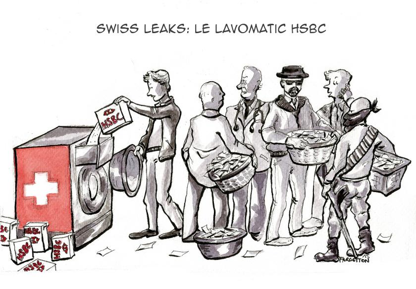 SwissLeaks_Laverie_HSBC_dessin_Fargetton
