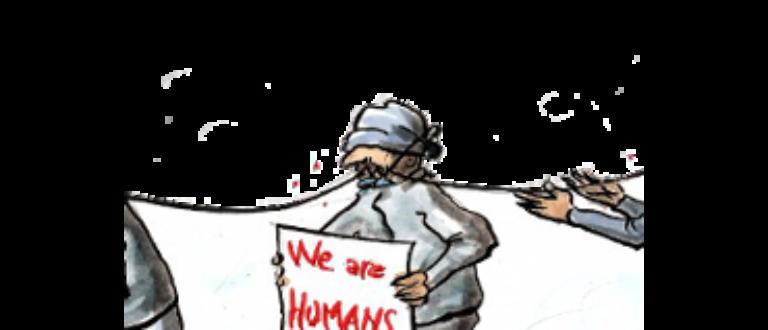 Article : Migrants : motus et bouche cousue